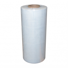 Mechanical PE wrapping film